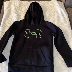 Under Armour Hoodie Size 7
